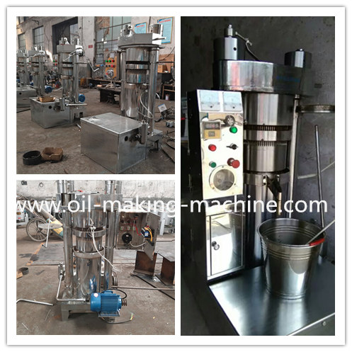 hydraulic  walnut  oil press machine
