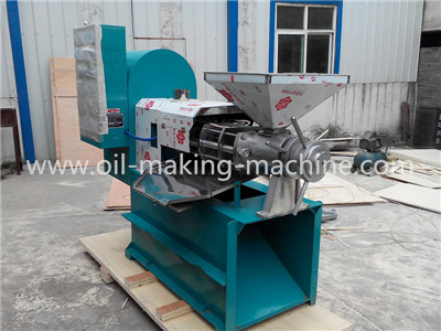 Which factory can offer China best quality rapeseed cold oil press machine?