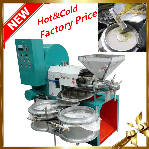 How to increase hot cold oil press machines oil yield