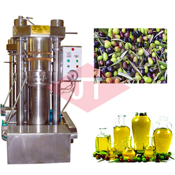 Cold Pressed Olive Oil machine