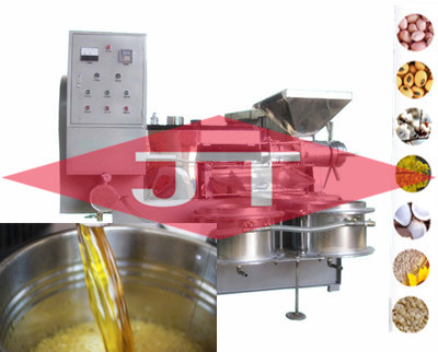 Where Oil press machine is special in?