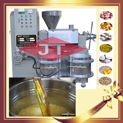 Teach you to easily understand the oil presser machine