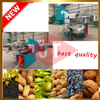 seed oil extractor machine